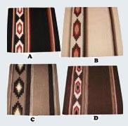 SB-003 - Western Saddle Blanket
