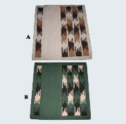 SB-005 - Western Saddle Blanket