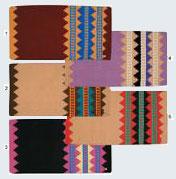 SB-009 - Western Saddle Blanket