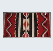 SB-010 - Western Saddle Blanket