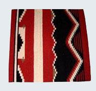 SB-014 - Western Saddle Blanket