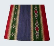 SB-017 - Western Saddle Blanket