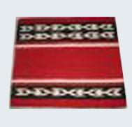 SB-019 - Western Saddle Blanket